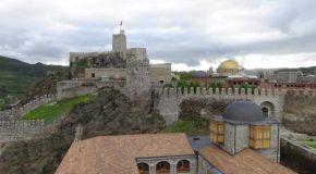 #505 : Visiting Rabati Castle in Akhaltsikhe in Georgia