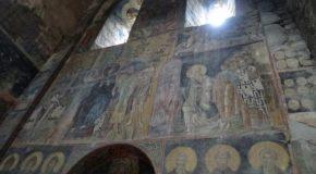 #488 : Visiter le monastère de la croix de baptême de Jésus à Akthala