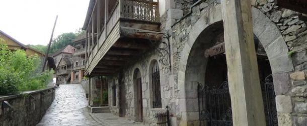 #493 : Visiter le plus beau village traditionnel arménien à Dilidjian