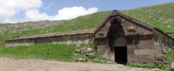 #492 : Visiter le caranvanserail de la route de la soie le mieux conservé du Caucase