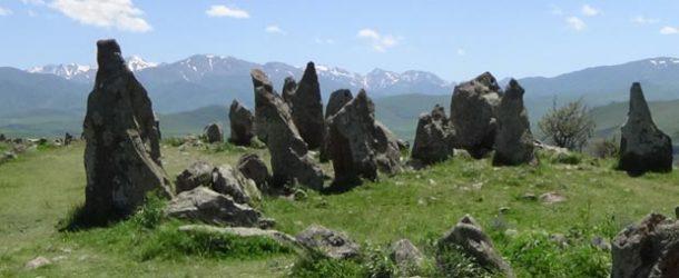 #496 : Explorer Karahunj, le Stonehenge Arménien