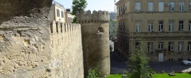 #500 : Discovering the old city of Baku in Azerbaijan