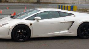 # 3: Driving a LP 560-4 Lamborghini