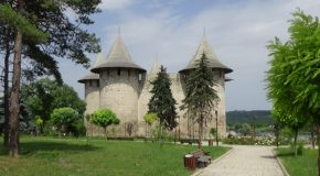 #524 : Visiting Soroca castle on the Amber route at the ukrainian borders