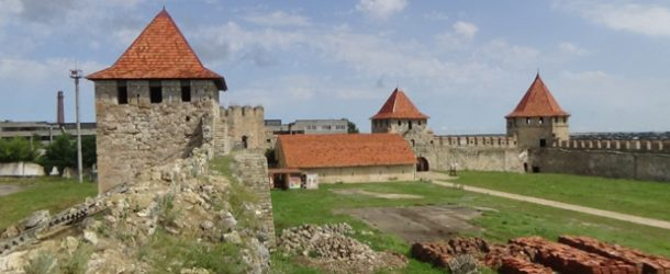 #525 : Visiting the fortress of Bender in Transnistria