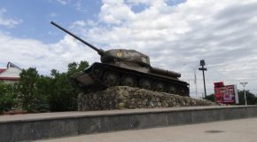 #521 : Visiting the Moldovan Republic of Dniestr called Transnistria