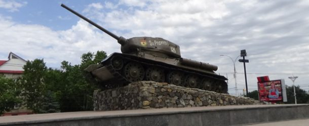 #521 : Visiting the Moldovan Republic of Dniestr called Transnistria