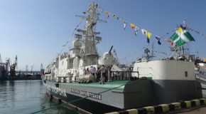 #526 : Looking at the Great Ukrainian Armada in Odessa Port