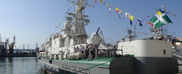 #526 : Voir la grande Armada ukrainienne dans le port d'Odessa