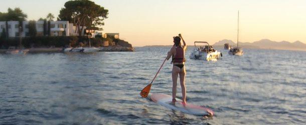 Stand Up Paddle – Spots & Entraînements