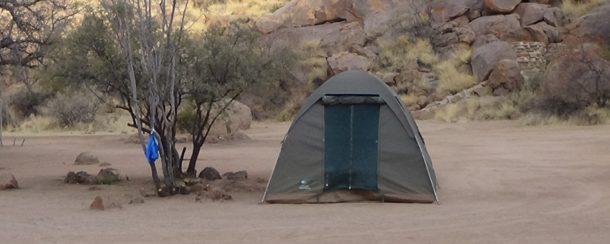 Choisir et installer sa tente