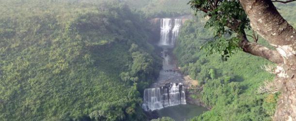 #552 : Observer les magnifiques chutes du Fouta Djalon en Guinée