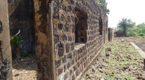 #550 : Exploring Tamara Island and the former penitentiary of Fotoba