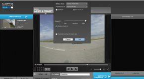Traiter facilement les images GoPro