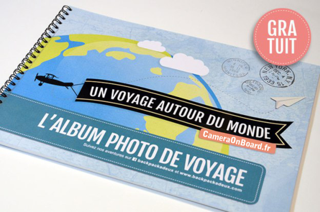 Book Cover: Votre propre Album Photos de Voyage