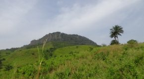 #439 : Climbing the Gangan Mount in Guinea