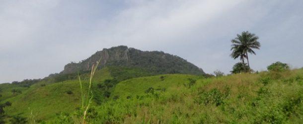 #439 : Gravir le Mont Gangan en Guinée