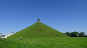 #583 : Voir la morne plaine de Waterloo