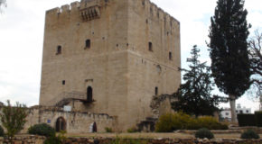 #578 : Visiting the castle of Hospital Knights in Kolossi