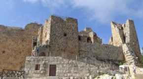#565 : Visiter la forteresse musulmane Ayyoubide d'Ajlun