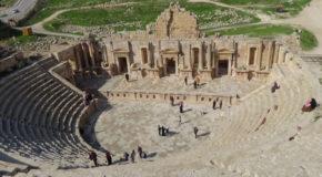 #564 : Explorer les ruines de la Gerasa d'Alexandre le Grand