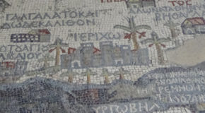 #578 : Having a look at the most beautiful mosaics of the Byzantine world in Madaba