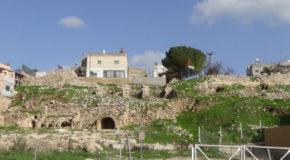 #576 : Rechercher les traces de l'acropole antique de Madaba