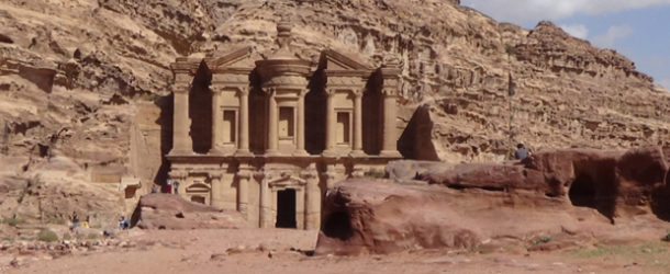 #578 : Découvrir le site exceptionnel du Monastère de Petra