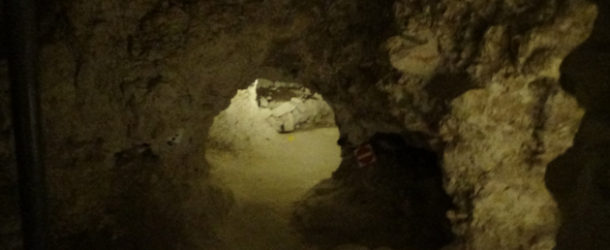 #581 : Exploring the Neolithic flint mines in Spiennes