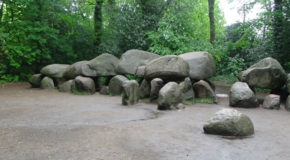 #594 : Discovering the megaliths Hunebeds of Borger in Netherlands