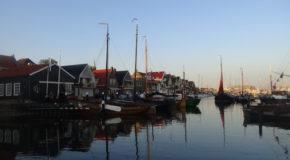 #597 : Visiter l'île poldérisée d'Urk aux Pays-Bas