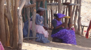 #534 : Meeting the Herero People in Namibia