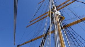 #589 : Embarquer à bord du Mercator à Ostende