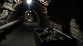 #582 : Visiting the coal mine of Blegny in Belgium