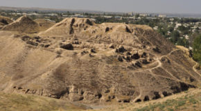 #617 : Visiting the ancient Sogdian town of Pendjikent in Tajikistan