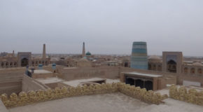 #631 : Visiting the historical city of Itchan Kala in Khiva