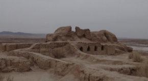 #637 : Visiter la citadelle antique de Toprak Qala