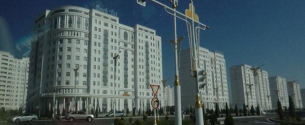 #622 : Visiter la ville en marbre blanc d'Ashgabat