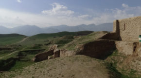 #623 : Visiting the capital of the Parthians in Nisa in Turkmenistan
