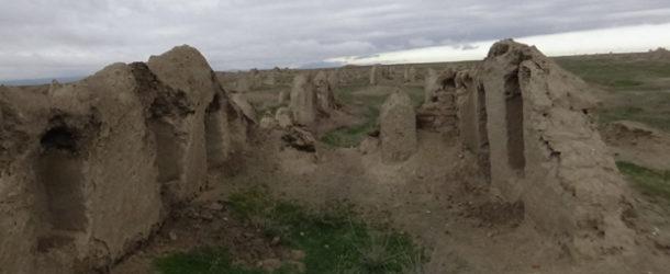 #603 : Visiter les vestiges de la ville parthe d'Abiverd