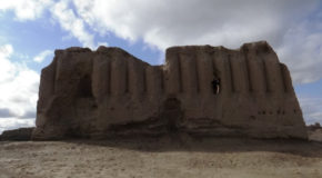 #624 : Visiting the lost oasis city of Merv in Turkmenistan