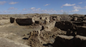 #625 : Exploring the monumental remains of Gonur Tepe of the Bronze Age in the Karakum Desert
