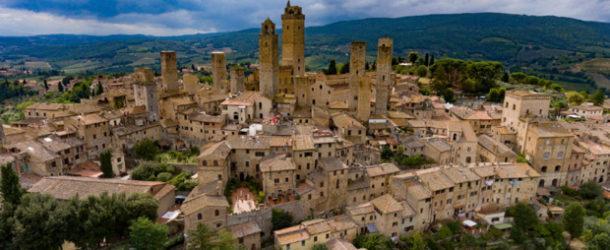 #642 : S'émerveiller devant les tours médiévales de San Gimignano