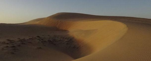 #675 : Voir le soleil se coucher dans le désert maure de Lompoul