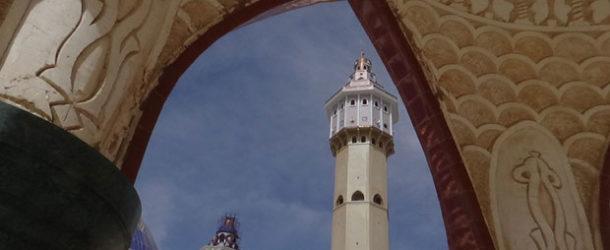 #674 : Se rendre dans la grande mosquée de la ville sainte de Touba