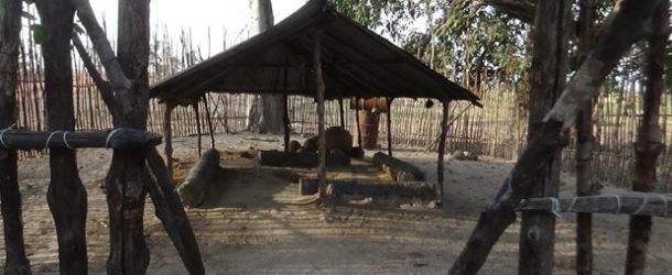 #678 : Visiter la case à impluvium du village de Seleki en Casamance