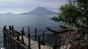 #713 : Patrolling with the police around Lago Atitlán in Guatemala