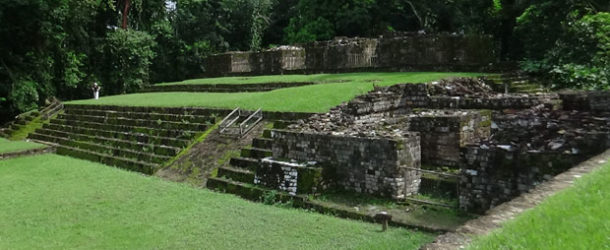 #174 : Observing the Hieroglyphs of the Mayan city of Copan
