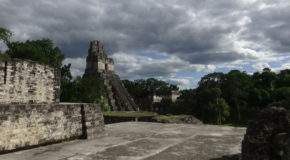 #711 – Exploring the remains of Tikal in Guatemala