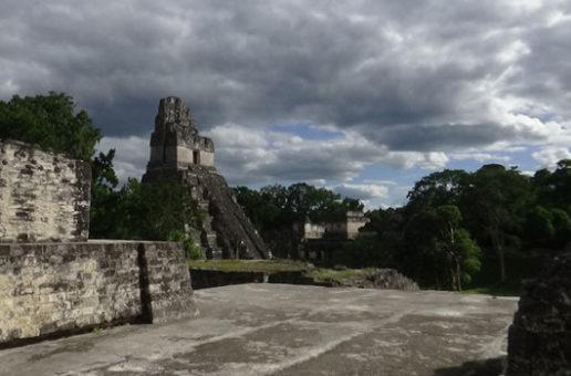 #711 – Exploring the remains of Tikal in Guatemala